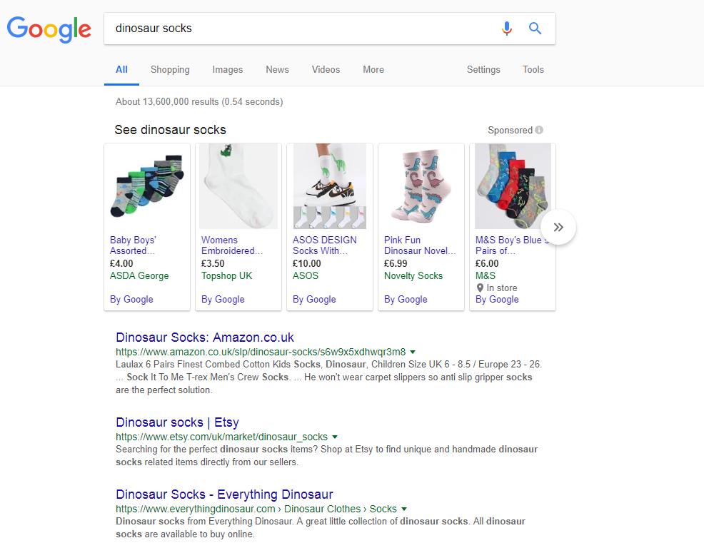Search engine results for keyword term 'dinosaur socks' | UnicornThesaurus.com